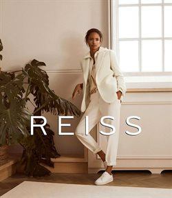 Reiss catalogue Cabot Place in London ( 26 days left )