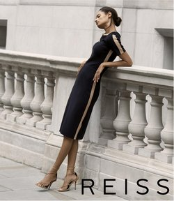 Reiss offers in the Reiss catalogue ( More than a month)