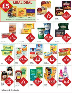 Pizza offers in the Londis catalogue in Barking-Dagenham