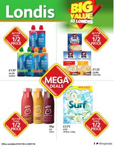 Londis offers in the London catalogue
