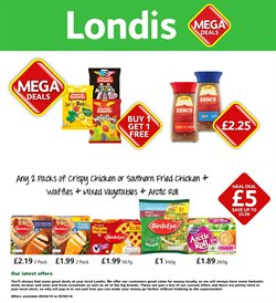Beer offers in the Londis catalogue in Leicester
