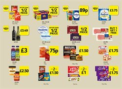 Milk offers in the Londis catalogue in Tower Hamlets
