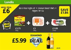Londis offers in the Cannock catalogue