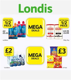 Londis catalogue in Brighton ( Expired )