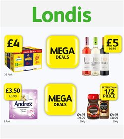 Londis catalogue in Liverpool ( Expired )