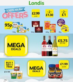 Londis catalogue in Liverpool ( 13 days left )
