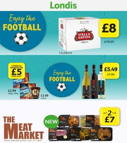 Londis offers in the Londis catalogue ( 12 days left)