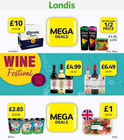 Londis offers in the Londis catalogue ( 25 days left)