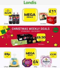 Londis offers in the Londis catalogue ( 5 days left)