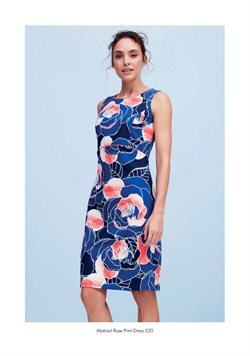 Print dress offers in the Matalan catalogue in London
