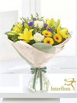 Supermarkets offers in the Interflora catalogue in Kensington-Chelsea