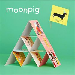 Moonpig offers in the London catalogue