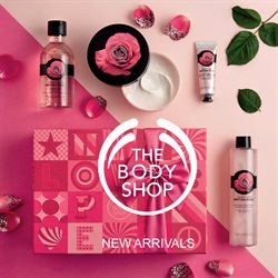 Pharmacy, Perfume & Beauty offers in the The Body Shop catalogue in Wigan