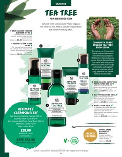 Makeup offers in the The Body Shop catalogue in London