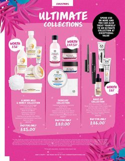Mascara offers in the The Body Shop catalogue in Aberdeen