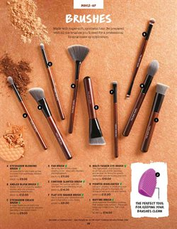 Eyeshadow offers in the The Body Shop catalogue in London