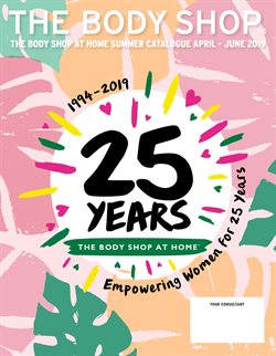 The Body Shop catalogue ( Expired )
