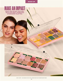 Offers of Eyeshadow in The Body Shop