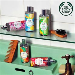 The Body Shop catalogue ( 3 days left )
