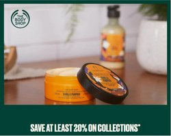 The Body Shop offers in the The Body Shop catalogue ( 9 days left)