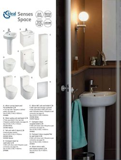 WC offers in the Homebase catalogue in London
