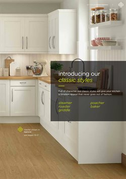 Laminate flooring offers in the Homebase catalogue in London