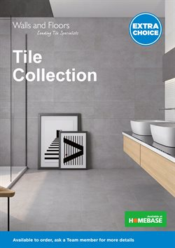 Offers of Tile in Homebase