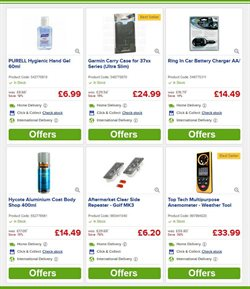 Car offers in the Euro Car Parts catalogue in Aldershot