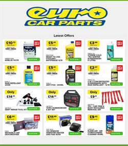 Cars, motorcycles & spares offers in the Euro Car Parts catalogue in Birkenhead