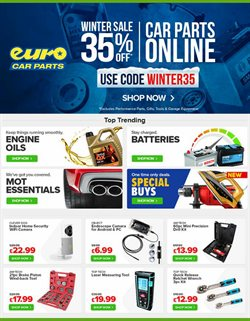 Cars, motorcycles & spares offers in the Euro Car Parts catalogue in Nottingham