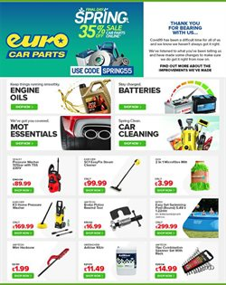 Euro Car Parts catalogue in London ( 20 days left )