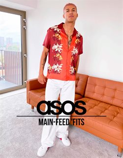 ASOS offers in the ASOS catalogue ( 21 days left)
