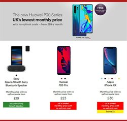 IPhone offers in the Virgin Media catalogue in Newcastle upon Tyne