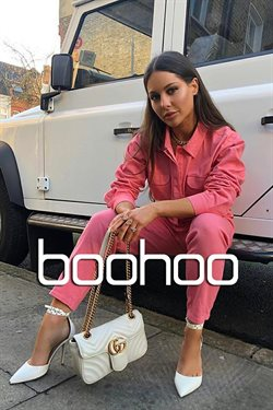 Clothes, shoes & accessories offers in the Boohoo catalogue in Lambeth