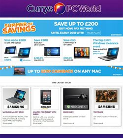 PC World offers in the Leeds catalogue