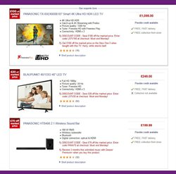 Xbox offers in the PC World catalogue in Widnes