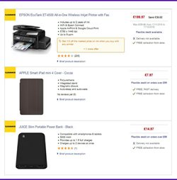 Smartphones offers in the PC World catalogue in Aberdeen