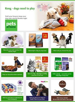 Jam offers in the Pets at Home catalogue in York