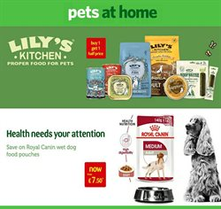 Pets at Home offers in the Brighton catalogue