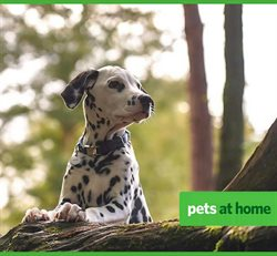Pets at Home offers in the Cannock catalogue
