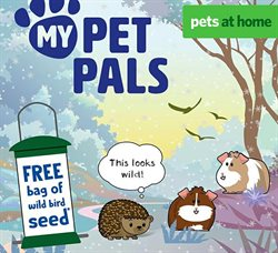 Pets at Home catalogue in Leeds ( 3 days left )