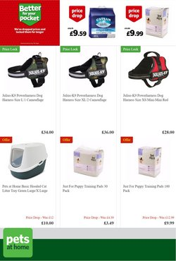 Pets at Home offers in the Pets at Home catalogue ( 1 day ago)