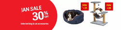 Pets at Home coupon ( 3 days left )