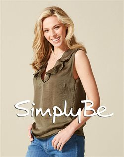 Simply Be offers in the Norwich catalogue