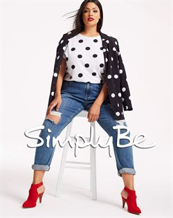 Simply Be offers in the Manchester catalogue
