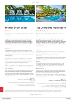 OB offers in the Virgin Holidays catalogue in London
