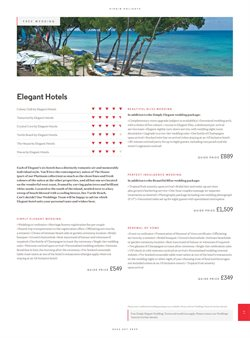 Elite offers in the Virgin Holidays catalogue in London