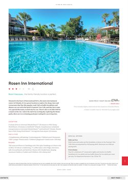 Flights offers in the Virgin Holidays catalogue in London