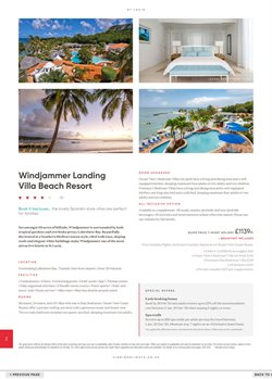 Offers of Swimming in Virgin Holidays