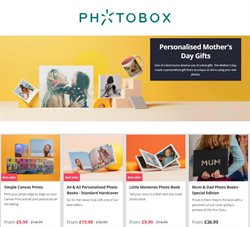 Photobox catalogue ( 5 days left )